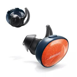 Slušalice BOSE SoundSport FREE wireless orange navy