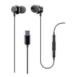 Slušalice CELLULARLINE SPARROW Type-C crne