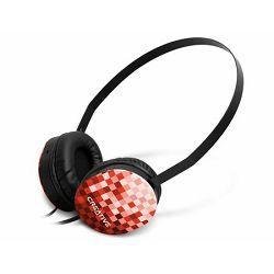 Slušalice CREATIVE HQ-1450 crvene