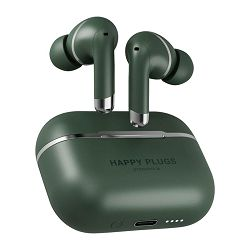 Slušalice HAPPY PLUGS Air1 ANC, bežične zelene