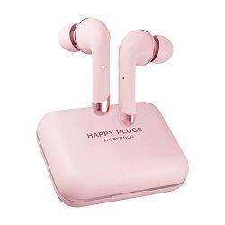 Slušalice HAPPY PLUGS AIR1 PLUS IN-EAR rozo zlatne (bežične)