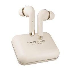 Slušalice HAPPY PLUGS AIR1 PLUS IN-EAR zlatne (bežične)