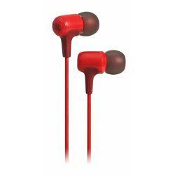 Slušalice JBL E15 crvene