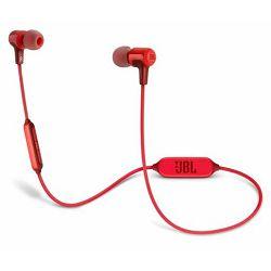 Slušalice JBL E25BT crvene (bežične)