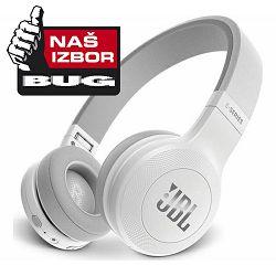 Slušalice JBL E45BT bijele (bežične)
