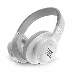 Slušalice JBL E55BT bežične bijele