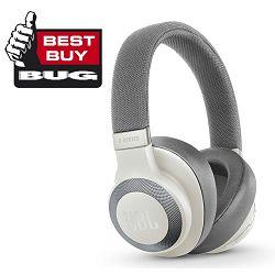 Slušalice JBL E65BTNC bežične bijele