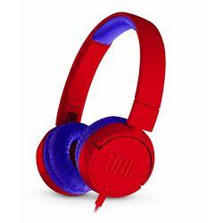 Slušalice JBL JR300 dječje crvene