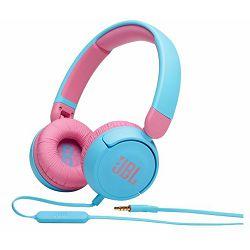 Slušalice JBL JR310 žičane plave