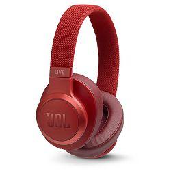 Slušalice JBL LIVE 500BT crvene (bežične)
