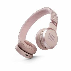 Slušalice JBL LIVE460NC, roze (bežične)