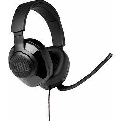 Slušalice s mikrofonom JBL QUANTUM 200 gaming, PC/Mac/PS4/XBOX/smartphone, 3.5mm