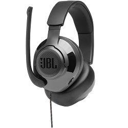 Slušalice s mikrofonom JBL QUANTUM 300 gaming, PC/Mac/PS4/XBOX/smartphone, 3.5mm
