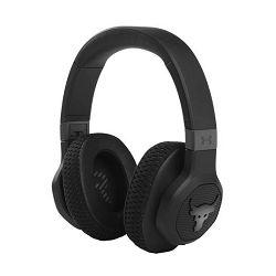 Slušalice JBL UA Project Rock Over-Ear Training white