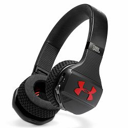 Slušalice JBL UNDER ARMOUR Sport Wireless Train crno crvene (bežične)
