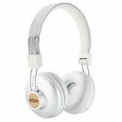 Slušalice MARLEY on ear - Positive Vibration 2 BT srebrna