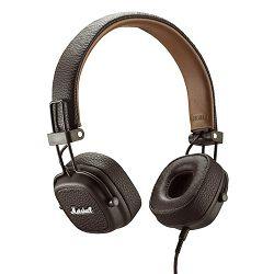 Slušalice MARSHALL Major III smeđe