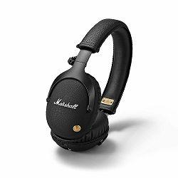 Slušalice MARSHALL Monitor Bluetooth crne (bežične)