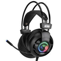 Slušalice s mikrofonom MARVO SCORPION HG9018, LED, 7.1 Surround Sound, USB, crne