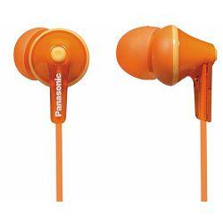 Slušalice PANASONIC RP-HJE125-D narančaste