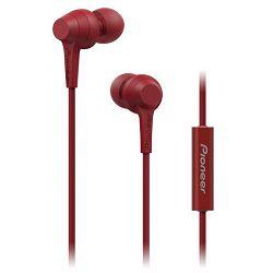 Slušalice PIONEER SE-C1T-R crvene