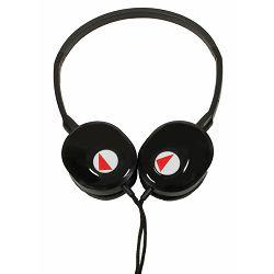 Slušalice PRO-JECT Hear it Two crne