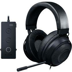Slušalice RAZER KRAKEN TOURNAMENT EDITION - crne (3.5mm, USB)