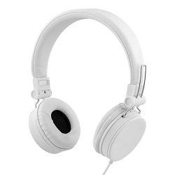 Slušalice s mikrofonom STREETZ HL-W203 bijele