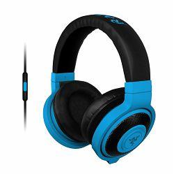 Slušalice sa mikrofonom RAZER KRAKEN MOBILE NEON plave