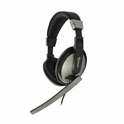 Slušalice s mikrofonom SBOX HS-302 3.5mm