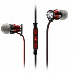 Slušalice SENNHEISER HD MOMENTUM IN-EAR crvene (GALAXY)
