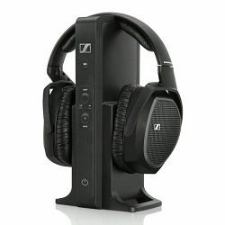 Slušalice Sennheiser RS 175 wireless crne