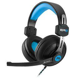 Slušalice SHARKOON Rush ER2 3.5mm crno-plave