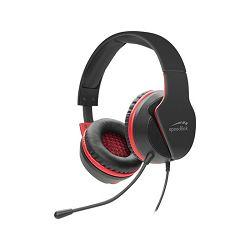 Slušalice s mikrofonom SPEEDLINK HADOW Gaming Headset, 3.5mm, za PS4