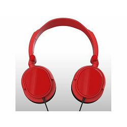 Slušalice VIVANCO DJ 20 crvene