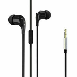 Slušalice VIVANCO TALK 4 s mikrofonom crne