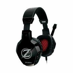 Slušalice s mikrofonom ZALMAN ZM-HPS300 3.5mm stereo