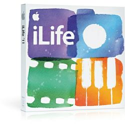 Apple Consumer Software iLife  11 Family Pack