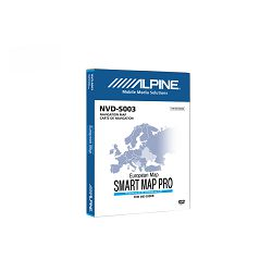 Software mapa ALPINE NVD-S003