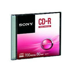 Sony CD-R, 48x, 700MB
