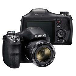 Fotoaparat SONY DSC-H300B crni/ 20MP/ 35X /720P/ 3