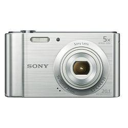 Fotoaparat SONY DSC-W800S 20.1Mp/5x/2.7
