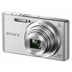 Fotoaparat SONY DSC-W830S 20Mp/8x/2.7