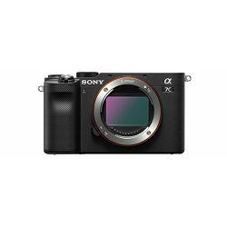 """Sony ILCE-7C, 24,3MP, 3"""" LCD, 24.2MP, 4K, crni"""