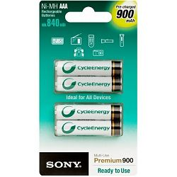 Punjiva baterija SONY AAA 900mAh,4kom