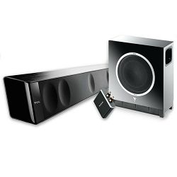 Soundbar FOCAL Dimension + Subair black