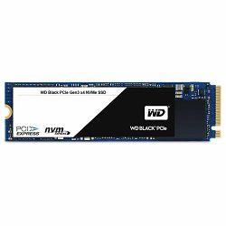 SSD WD Black (M.2, 1TB, PCIe Gen3 8 Gb/s)