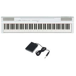 Stage piano YAMAHA P125WH