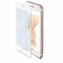 Staklo zaštitno CELLY za iPhone 7 PLUS bijelo