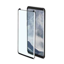 Staklo zaštitno CELLY za SAMSUNG GALAXY S9+ 3D crno
